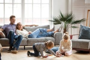 HVAC tune-ups can help maintain ultimate comfort for you and your family's home.
